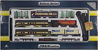 Грузопассажирский поезд с составом 1601A-1,В-1