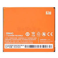 Аккумулятор, батарея Xiaomi Mi2A BM40 2080mAh АКБ