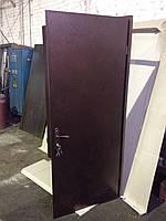 Двери входные М1 (Титан Эконом) металл 0,8мм 860х2050