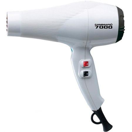 Фен для волос Gamma Piu 7005 Tormalionic белый