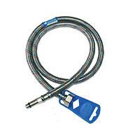Шланг для смесителя SANTAN М10х1/2'' 80 см (длиная)