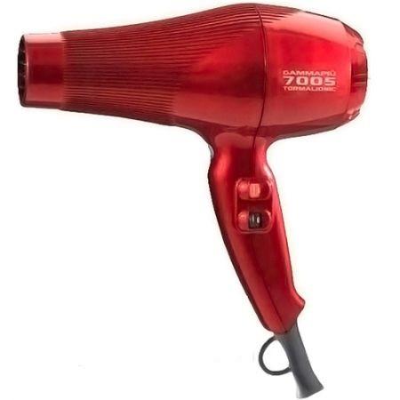 Фен для волос Gamma Piu 7005 Tormalionic вишневый