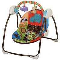 """Кресло-качели Bambi  """"Слоники"""""""