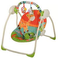 Кресло-качели Bambi M 3242 Джунгли