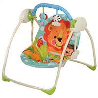 """Кресло-качели Bambi """"Сафари"""""""