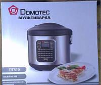 Мультиварка Domotec DT-519 на 5 л, на 45 программ