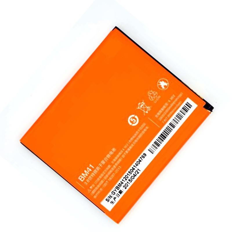Аккумулятор, батарея Xiaomi Redmi 1S BM41 2050mAh АКБ