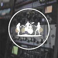 Запись живых барабанов