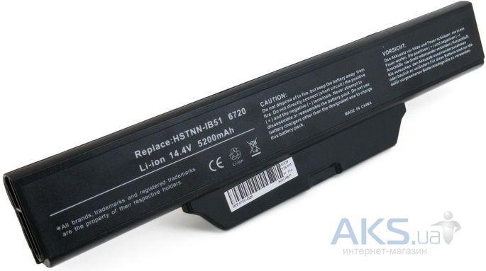 Аккумулятор для ноутбука ExtraDigital HP Business Notebook 6720 (HSTNN-IB51) 14.4V 5200mAh