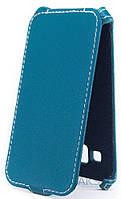 Чехол Status Standart Flip Series Samsung G360 Galaxy Core Prime Turquoise
