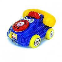 Игрушка каталка телефон для малышей