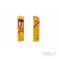 USB кабель LDNio Micro USB flat 2.1A White (LS06)