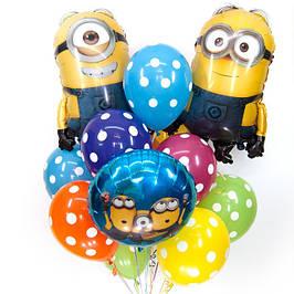 Фольгированные шары 45см.