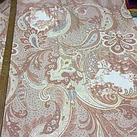 Бязь Люкс с восточным орнаментом, ткань-компаньон, фото 1
