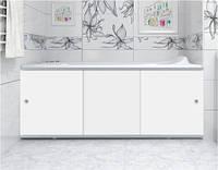 Экран под ванну лицевой (белый) 168 см / 56-60 см