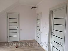 Двери Millenium ML-14c белый матовый, фото 2
