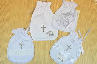 Мешочек с рисунком для крещения