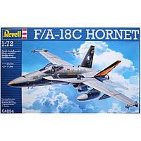 Сборная модель Revell Палубный истребитель-бомбардировщик F/A-18C (4894)