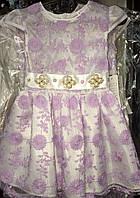 Нежное детское платье для девочки 3125