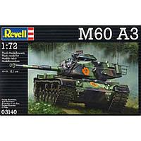 Сборная модель Revell Танк M60 A31:72 (3140)