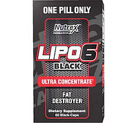 Lipo-6 Black Ultra concentrate 60капс