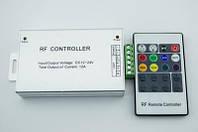 Контроллер светодиодной ленты RGB 12А 20 кнопок Радио