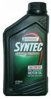 Синтетическое масло CASTROL Syntec 5W50 1QT (946мл.)