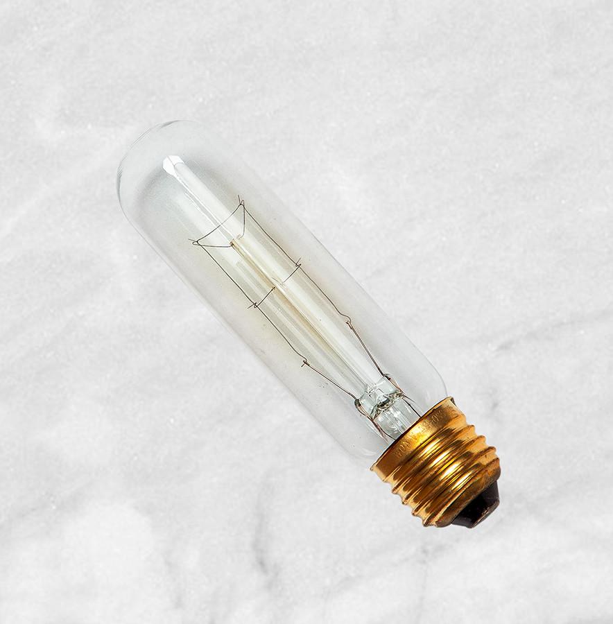 Лампа Эдисона Т10 40W