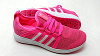 Кроссовки женские Adidas bounce Clima cool Rose, фото 1