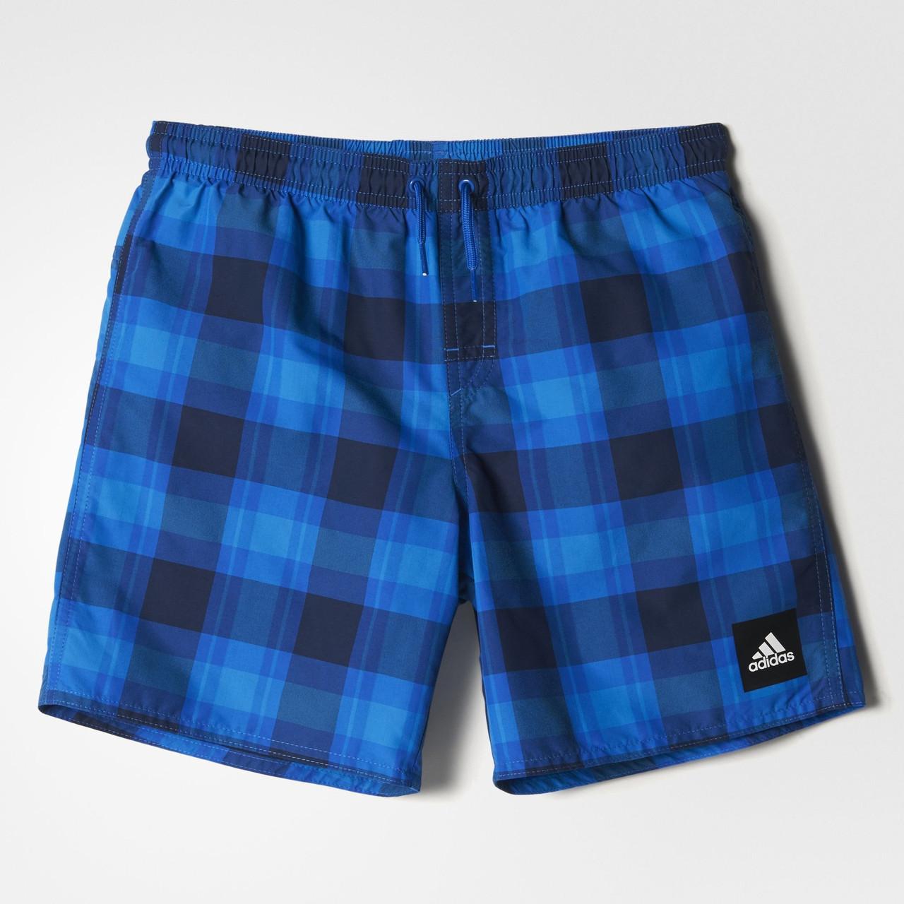 Детские шорты Adidas Performance Checked Water (Артикул: BJ9620)