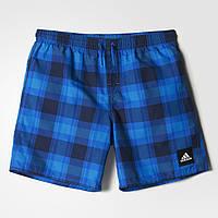 Детские шорты Adidas Performance Checked Water (Артикул: BJ9620), фото 1