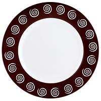 Тарелка суповая  220 мм Luminarc Sirocco Brown