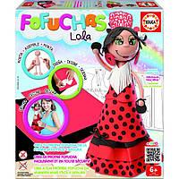 Набор для творчества Educa Кукла Фофуча Лола (EDU-16374)