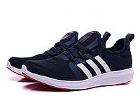 Кроссовки мужские adidas Bounce clima chill blue-white