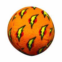 Игрушка для собак VIP МОГУЧИЙ МЯЧ (Mighty Ball), оранжевый   большой   15х15см.