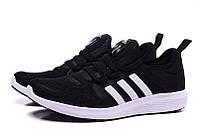 Кроссовки мужские adidas Bounce clima chill black-white , фото 1