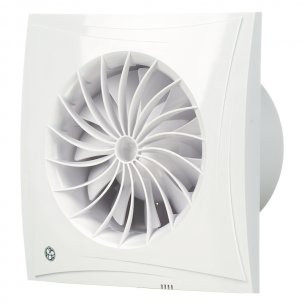 Вытяжной осевой вентилятор Blauberg Sileo 125 T