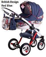 Универсальная коляска 2в1 Adamex Aspena World Collection. Бесплатная доставка.