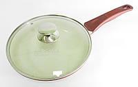 Сковорода 24 см покрытие керамика Lessner Professional Line mix 88703-24