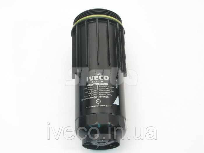 Фильтр масляный Iveco Trakker E5, Stralis, на Ивеко Тракер Е5