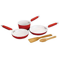 Набор посуды ( Набор кастрюль ) 5 предметов Zeidan Z-90501