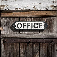 Вывеска Office