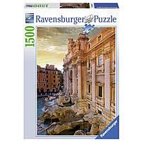 Пазл Ravensburger Фонтан Треви, Рим 1500 элементов (RSV-163038)