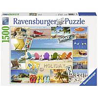 Пазл Ravensburger Хорошего отпуска 1500 элементов (RSV-163076)