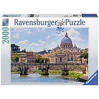 Пазл Ravensburger Мост Ангелов Рим 2000 элементов (RSV-166862)