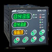 Микропроцессорный ПИД-регулятор + каскадный регулятор + регулятор соотношения МИК-121