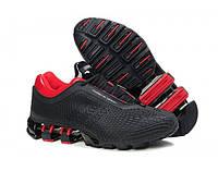Кроссовки Adidas Porsche Design IV Black Red, фото 1