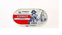 Шпроты Pirat (Пират) в помидорном соусе Польша 170г