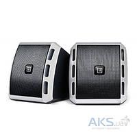 Колонки акустические REAL-EL S-70, USB Black
