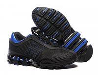Кроссовки Adidas Porsche Design IV Black Blue, фото 1